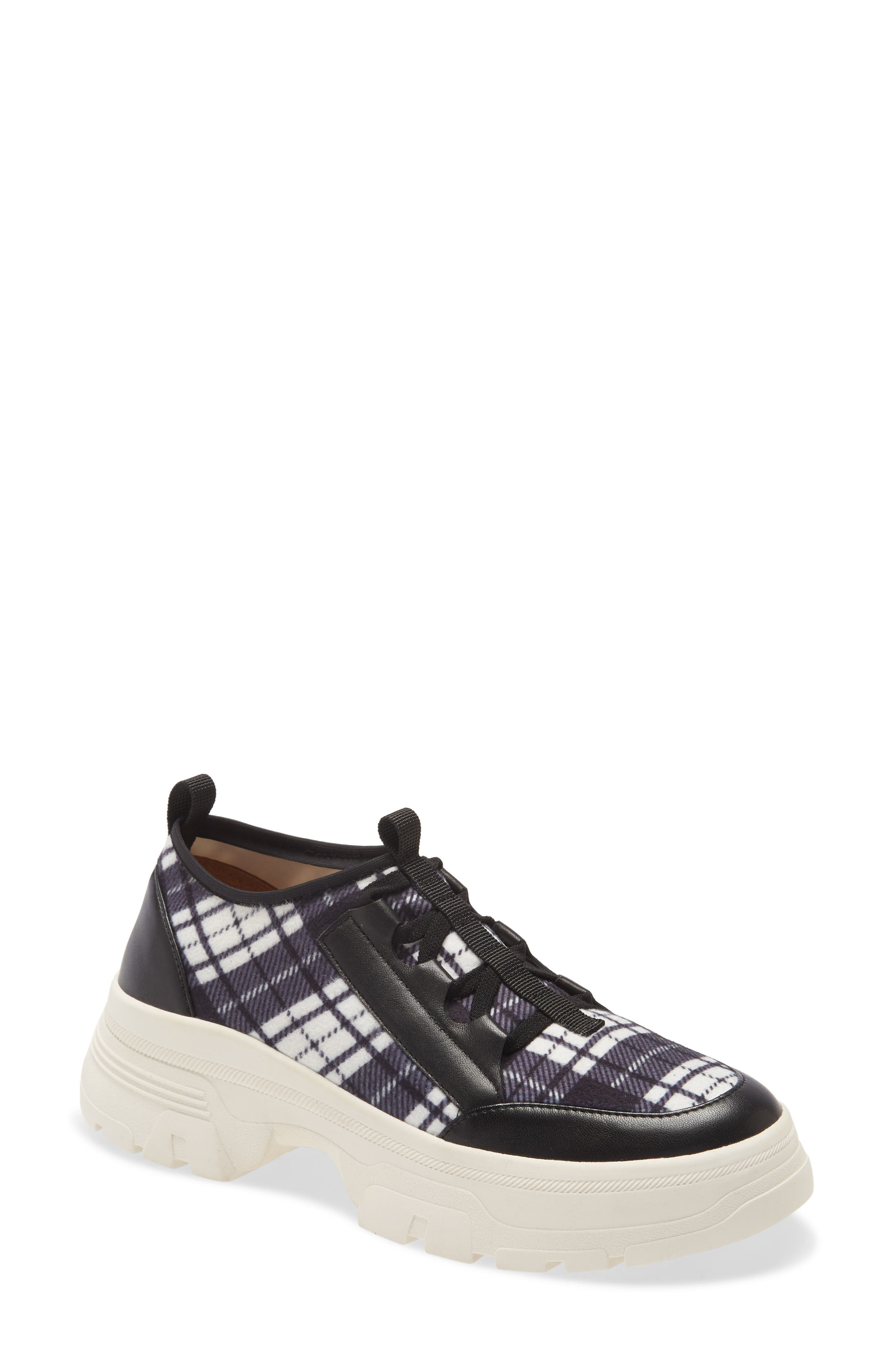 A foam-cushioned footbed helps keep feet comfortable as you take on city streets in a chic sneaker with a chunky rubber sole and an easy slip-on silhouette Style Name: Linea Paolo Rowen Sneaker (Women). Style Number: 6048031. Available in stores.