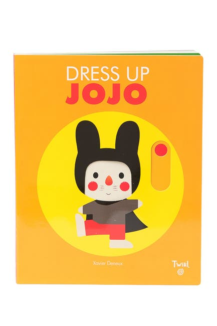 Image of Chronicle Books Dress Up Jojo Book