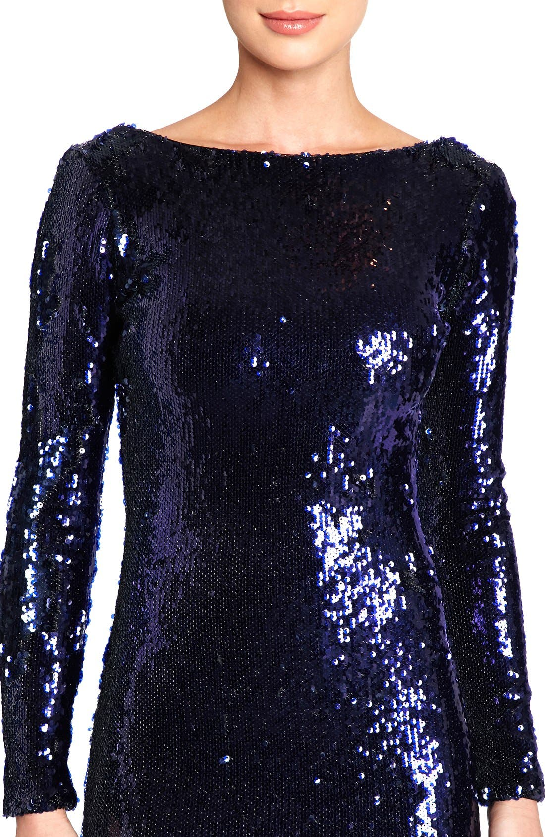 ,                             Lola Sequin Minidress,                             Alternate thumbnail 23, color,                             549