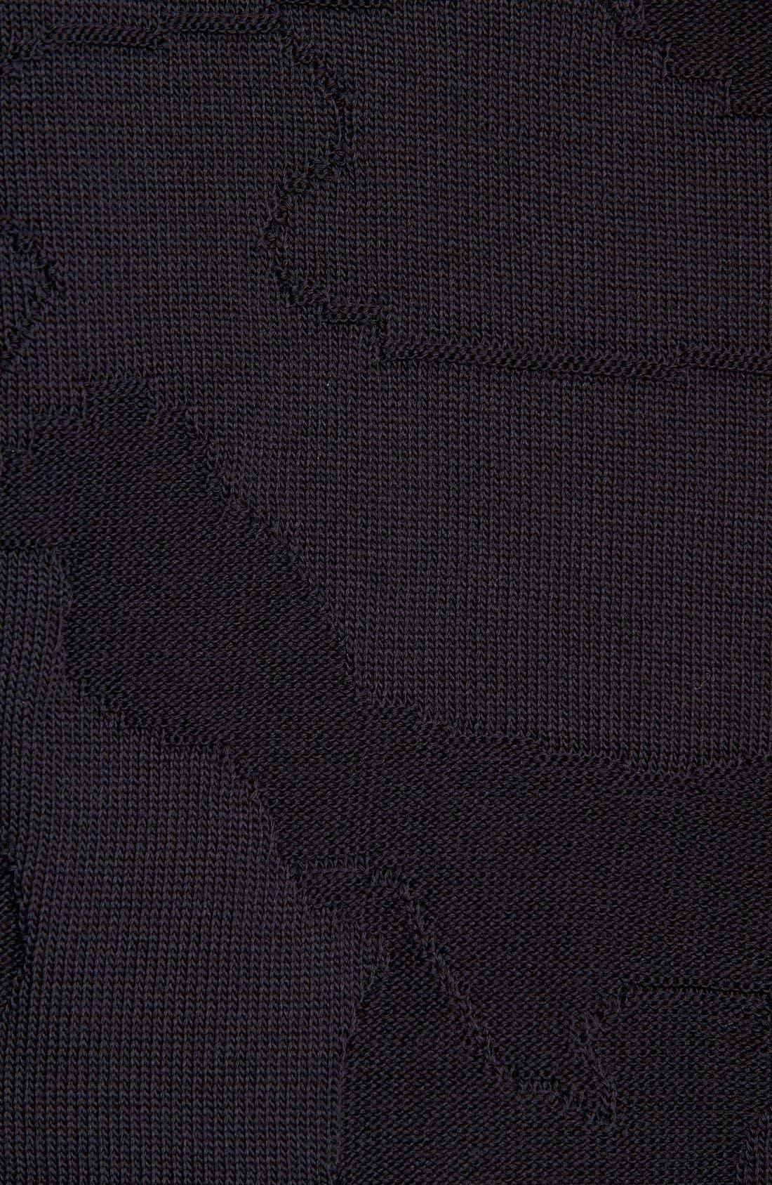 ,                             'Codon' Slim Fit Wool Knit Crewneck Sweater,                             Alternate thumbnail 5, color,                             002
