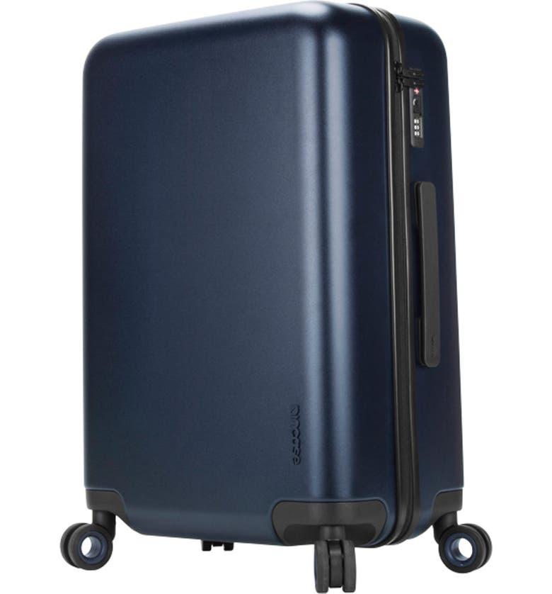INCASE DESIGNS NOVI 27-Inch Hard Side Wheeled Packing Case, Main, color, NAVY