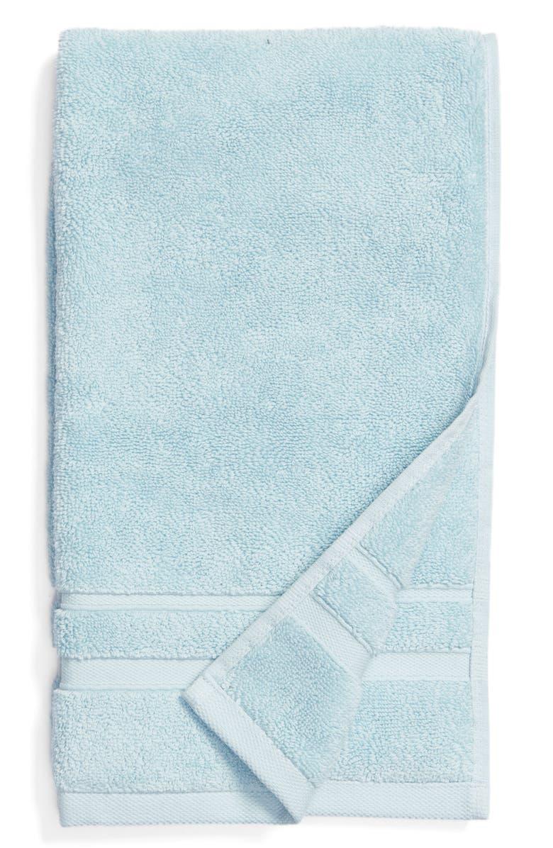 WATERWORKS STUDIO 'Perennial' Combed Turkish Cotton Hand Towel, Main, color, 400