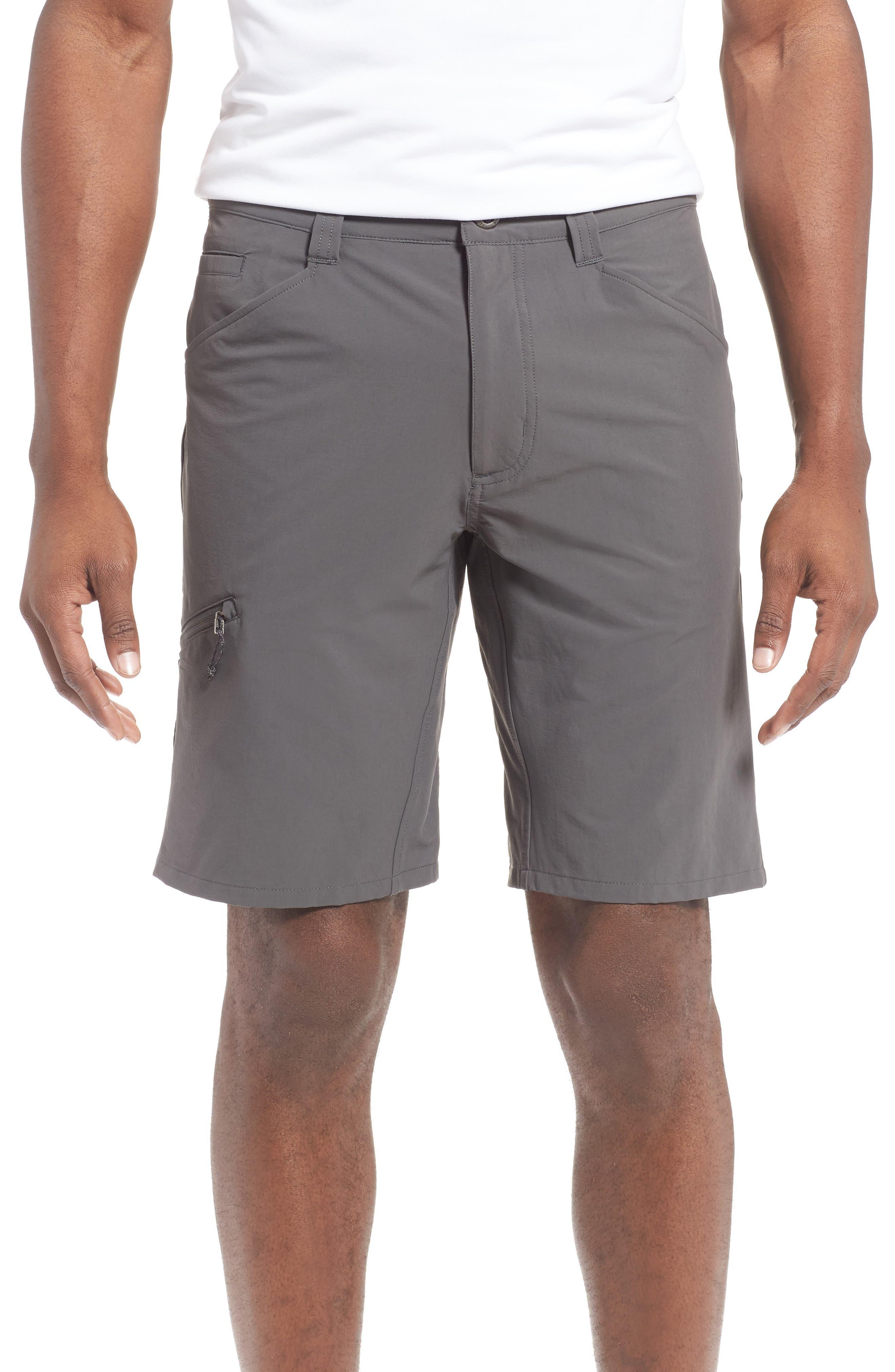 Patagonia Quandary Shorts, Grey