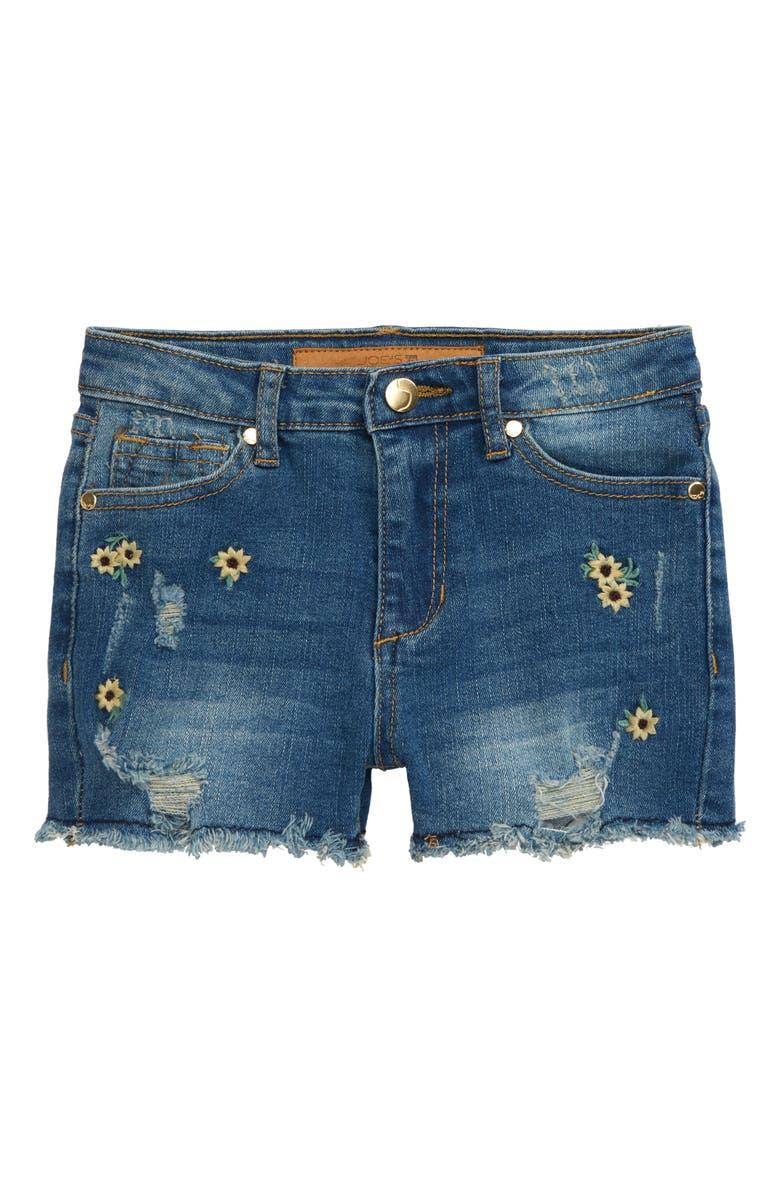 JOE'S The Daisy Denim Shorts, Main, color, 755