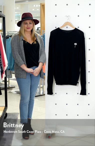 PxP Big Palm Wool Sweater, sales video thumbnail
