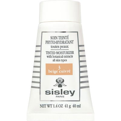 Sisley Paris Tinted Moisturizer - 3 Beige Cuivre