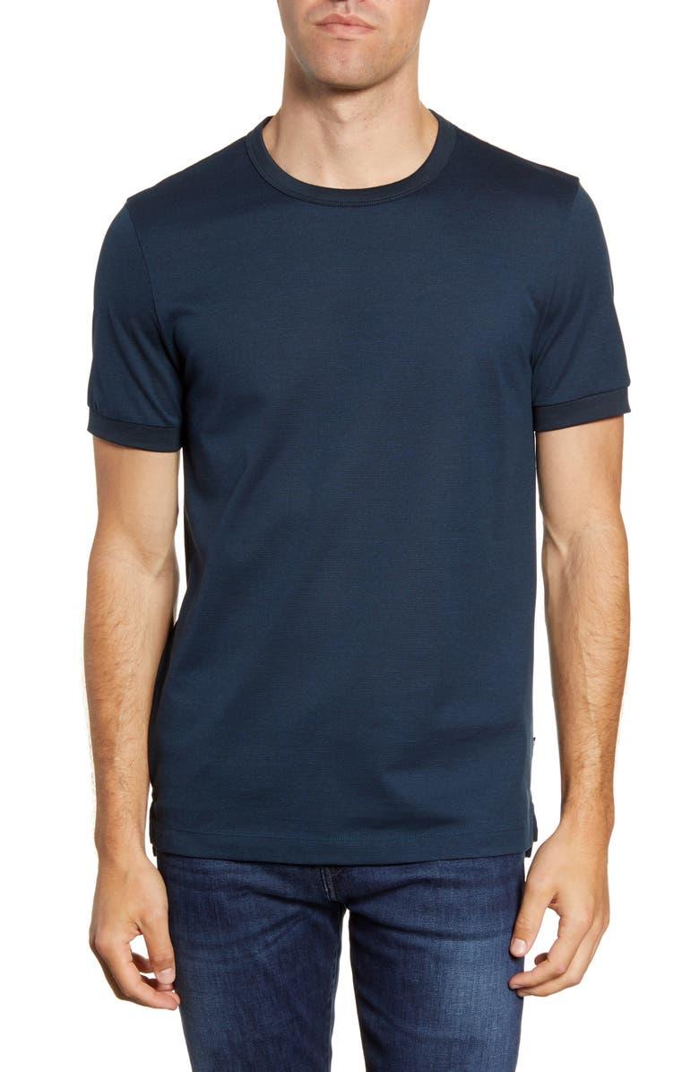 BOSS Tessler Slim Fit T-Shirt, Main, color, 346