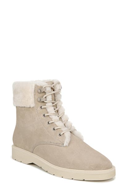 Vince Boots HAYES II GENUINE SHEARLING HIKER BOOT