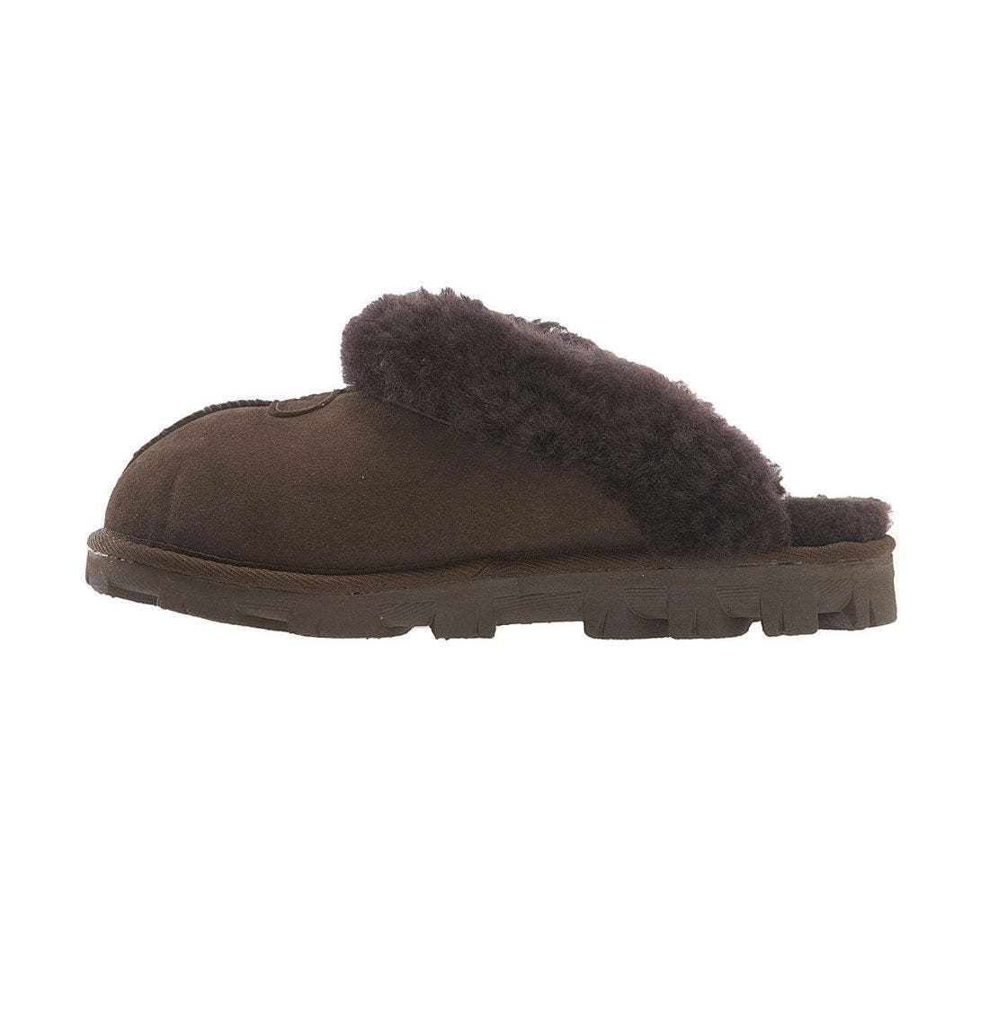 ,                             Genuine Shearling Slipper,                             Alternate thumbnail 169, color,                             CHO