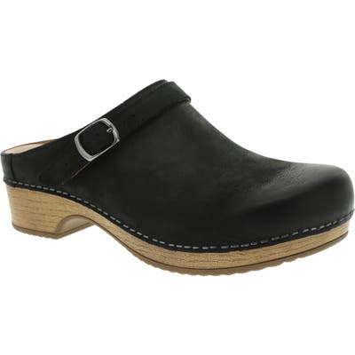 Dansko Berry Clog - Black