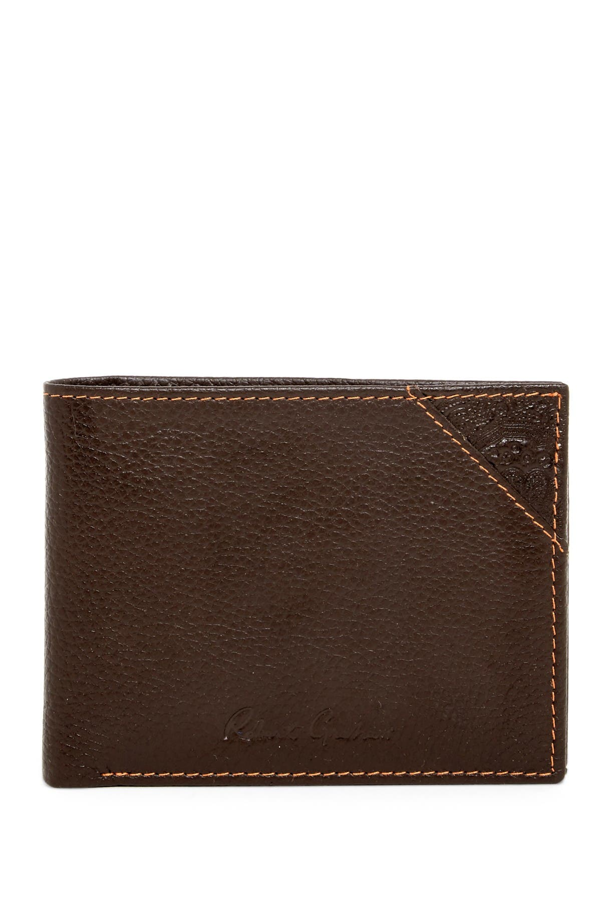Image of Robert Graham Pledge Leather Bifold Wallet