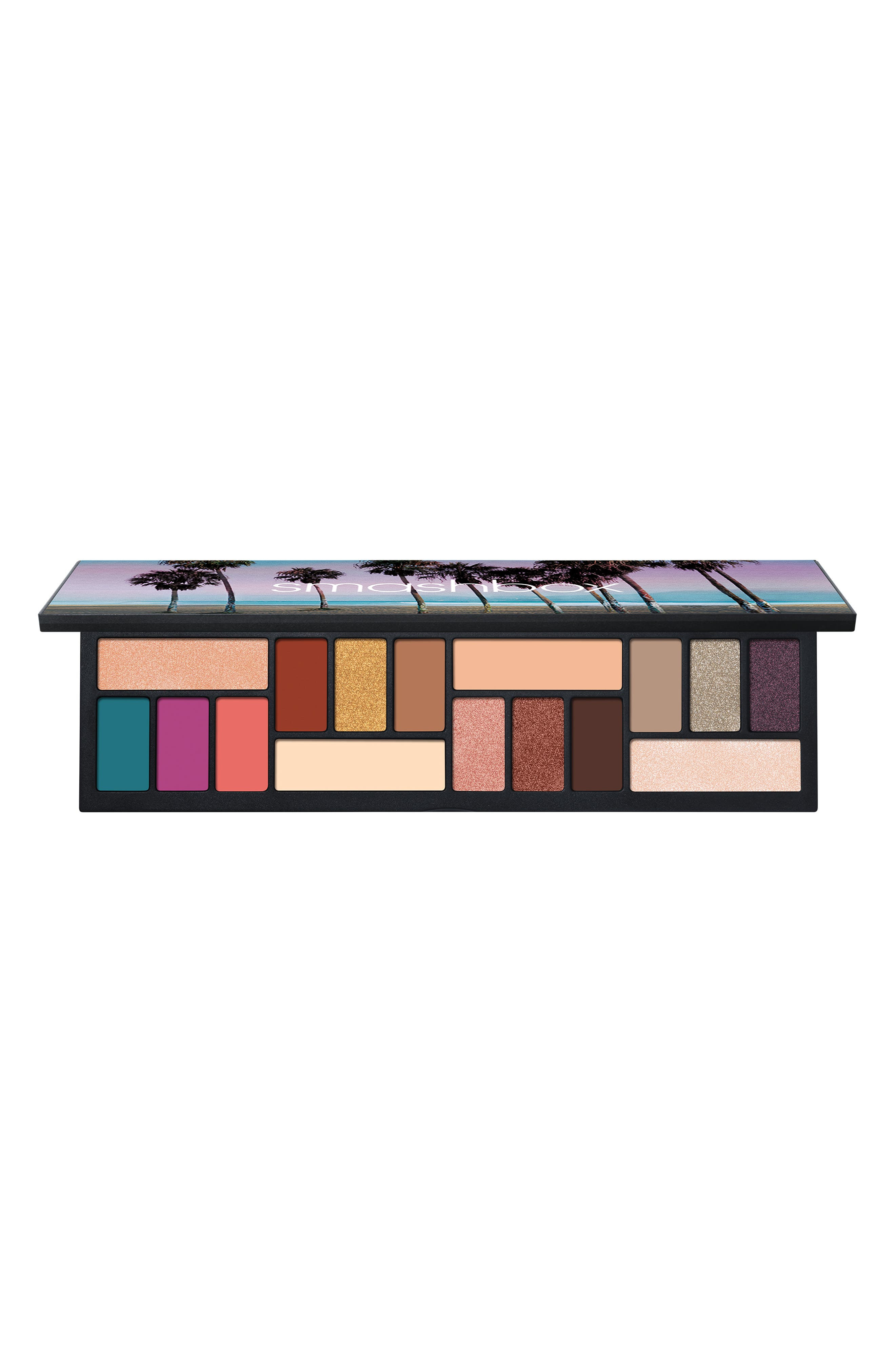 ,                             L.A. Cover Shot Eyeshadow Palette,                             Main thumbnail 1, color,                             NO COLOR