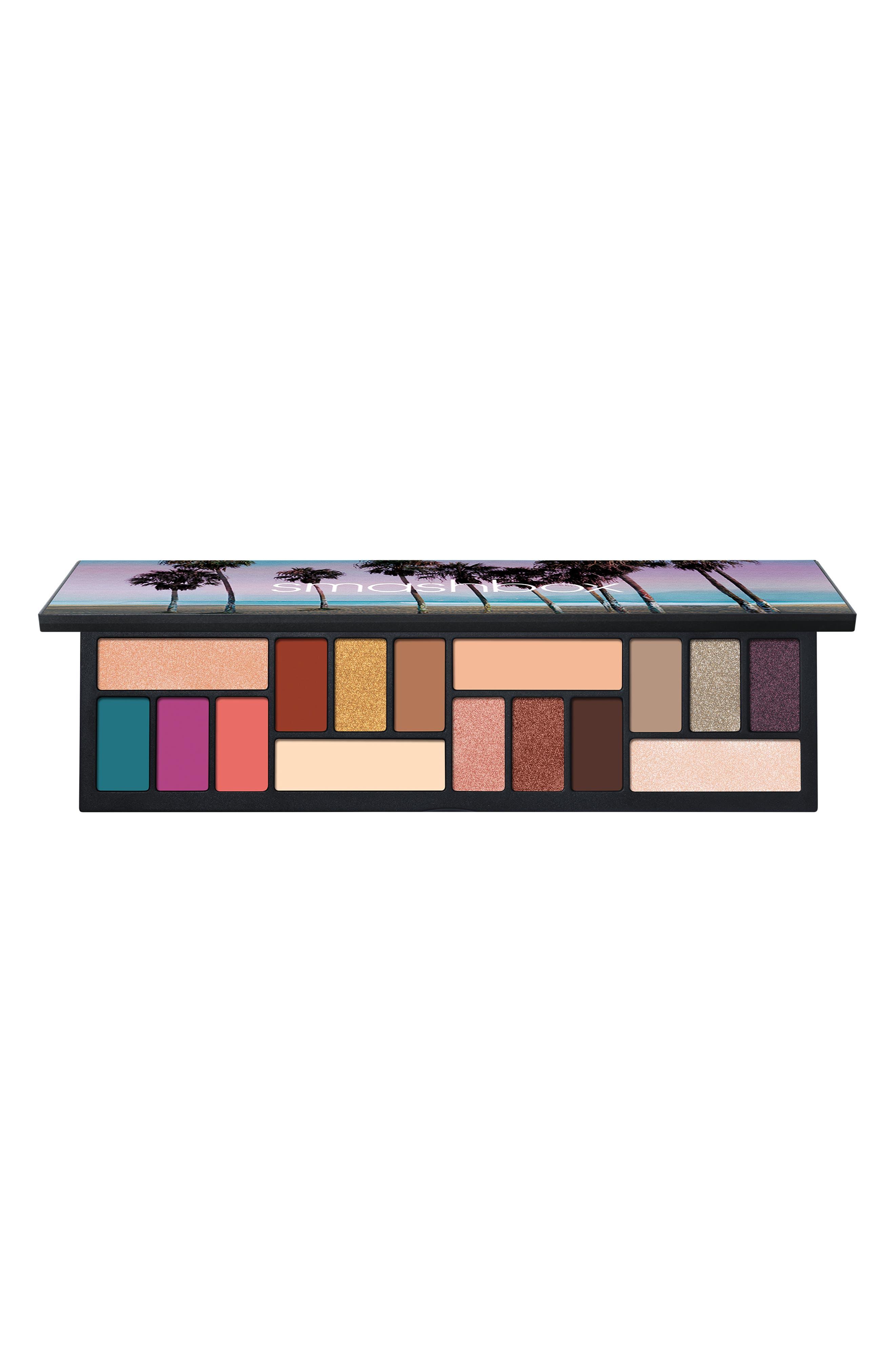 L.A. Cover Shot Eyeshadow Palette, Main, color, NO COLOR