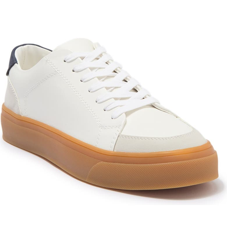 ABOUND Felix Lace-Up Sneaker, Main, color, OFF WHITE