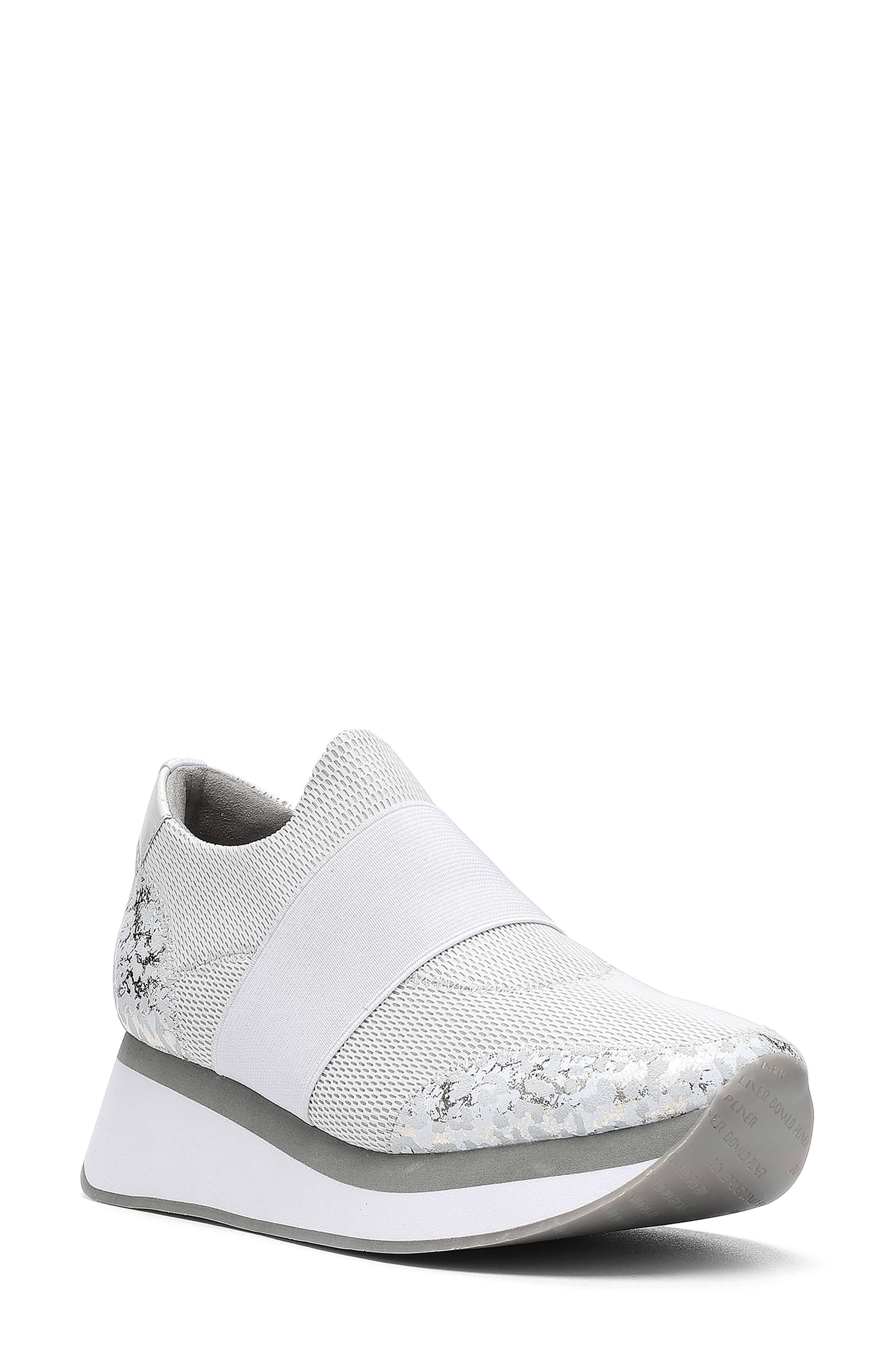 Pelham Wedge Slip-On Sneaker
