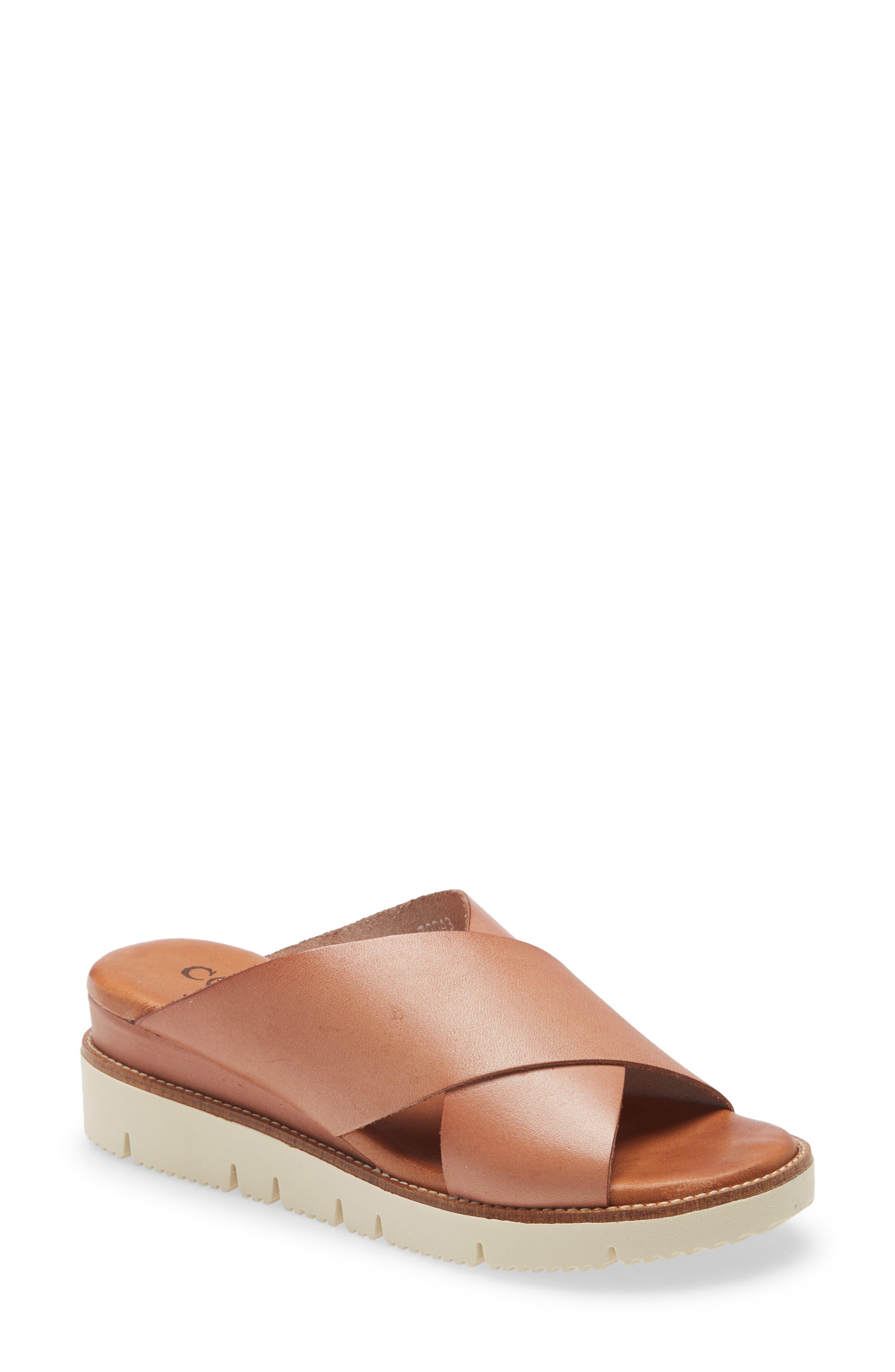 Spirit Wedge Slide Sandal