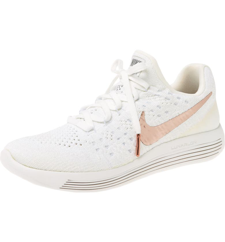 new product 87fb1 7c1be LunarEpic Low Flyknit 2 X-Plore Running Shoe, Main, color, 100