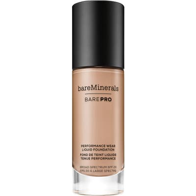 Bareminerals Barepro Performance Wear Liquid Foundation - 09.5 Flax