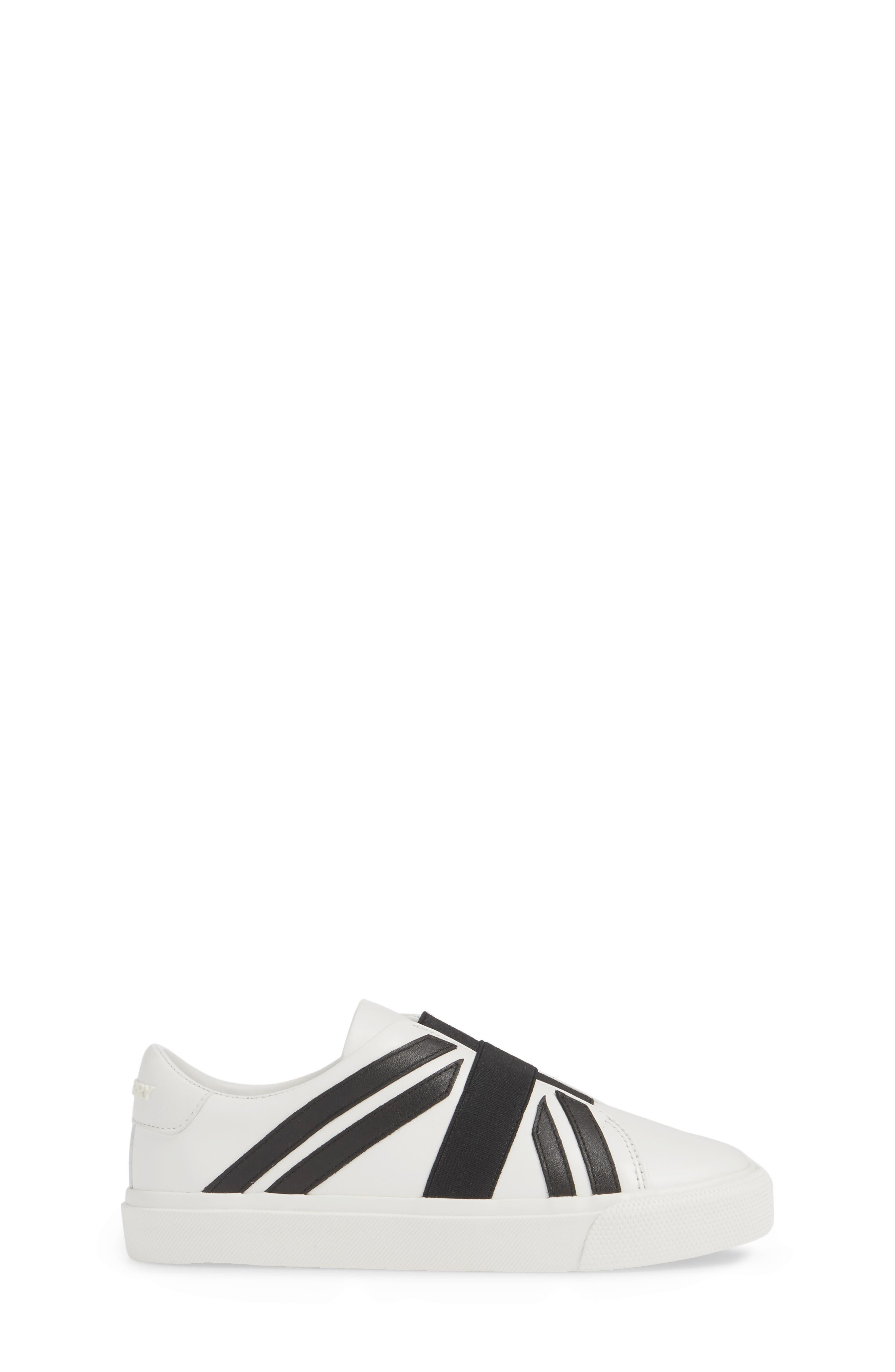 ,                             Cedbury Union Jack Sneaker,                             Alternate thumbnail 3, color,                             OPTIC WHITE/BLACK