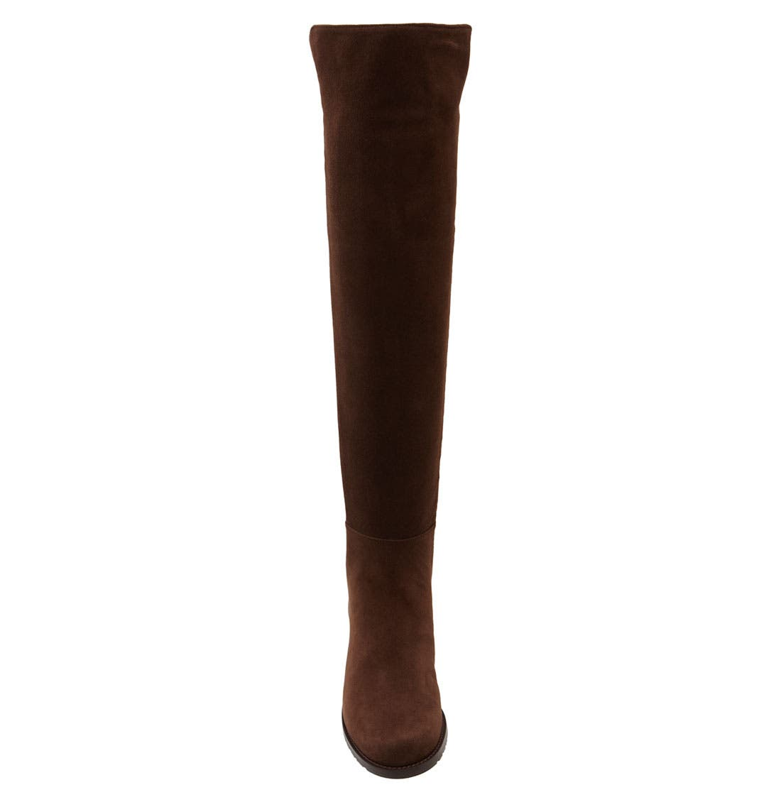 ,                             5050 Over the Knee Leather Boot,                             Alternate thumbnail 36, color,                             203