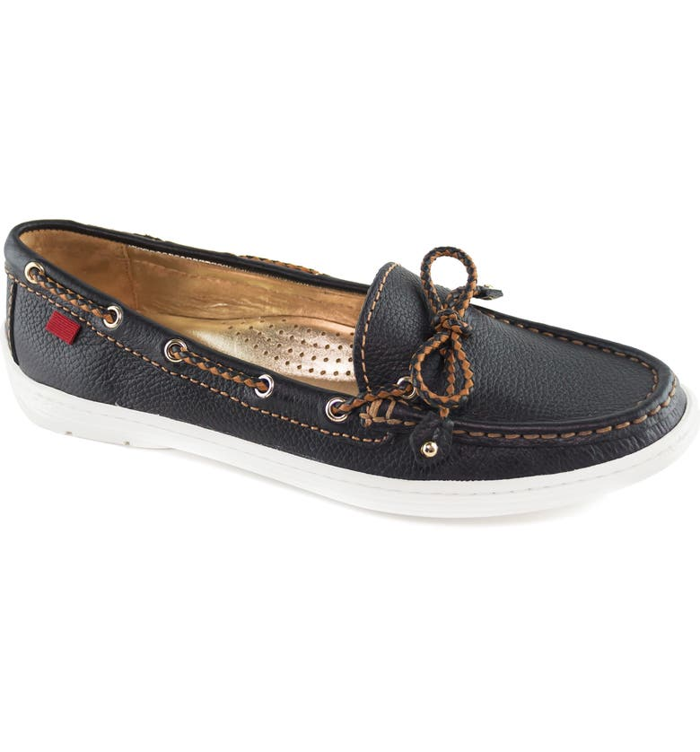 MARC JOSEPH NEW YORK Pacific Loafer, Main, color, BLACK LEATHER