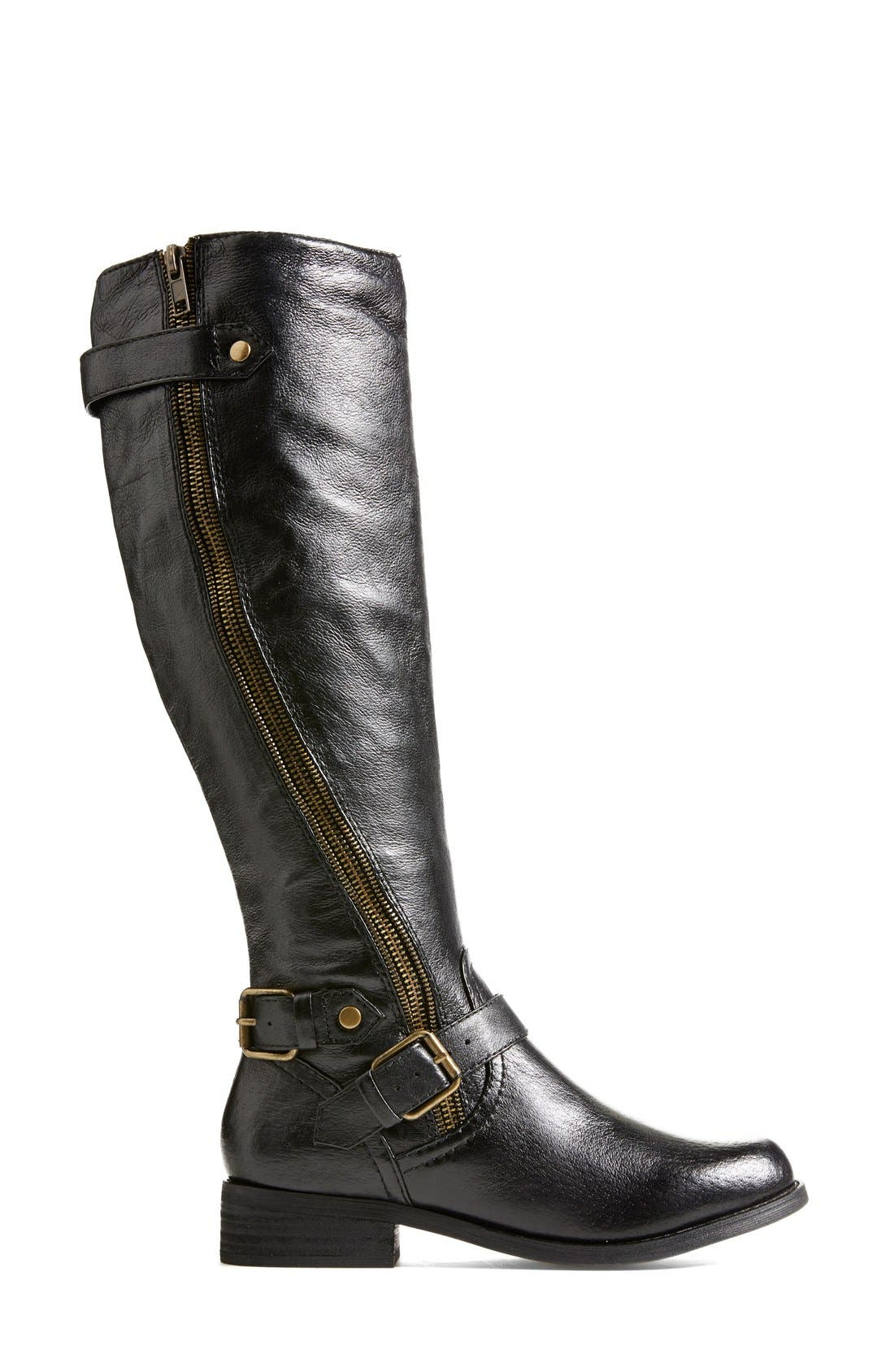 ,                             'Synicle' Boot,                             Alternate thumbnail 6, color,                             001