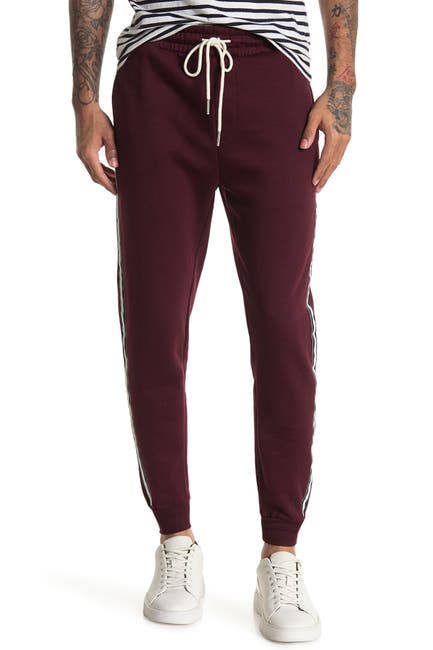 Image of Sovereign Code Valiant Side Stripe Joggers
