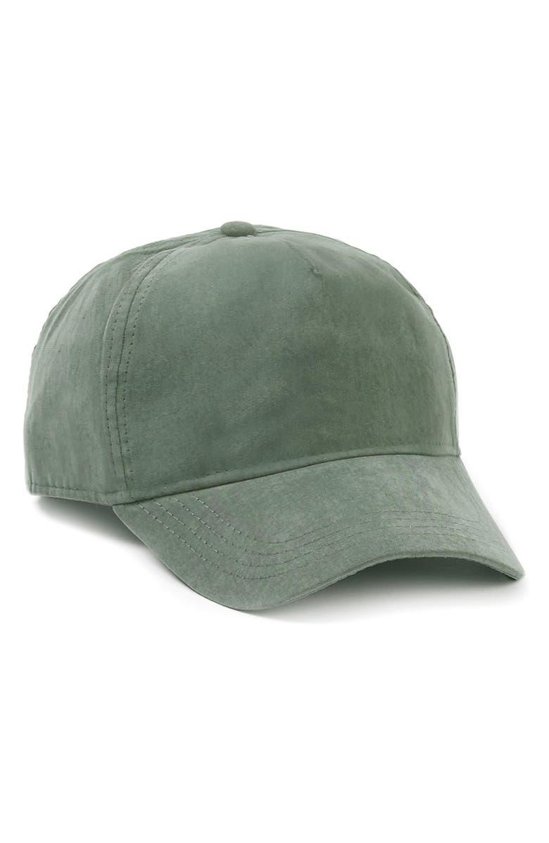 TOPMAN Snapback Ball Cap, Main, color, 330