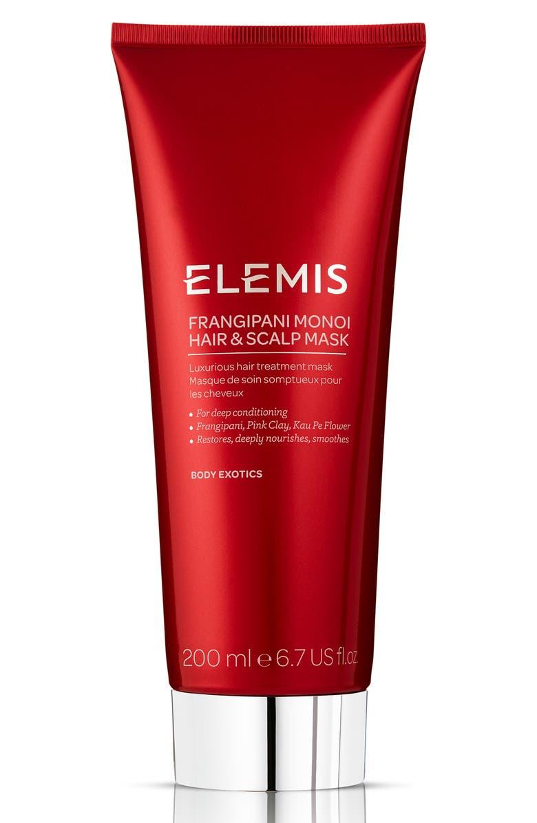 ELEMIS Frangipani Monoi Hair & Scalp Mask, Main, color, NO COLOR
