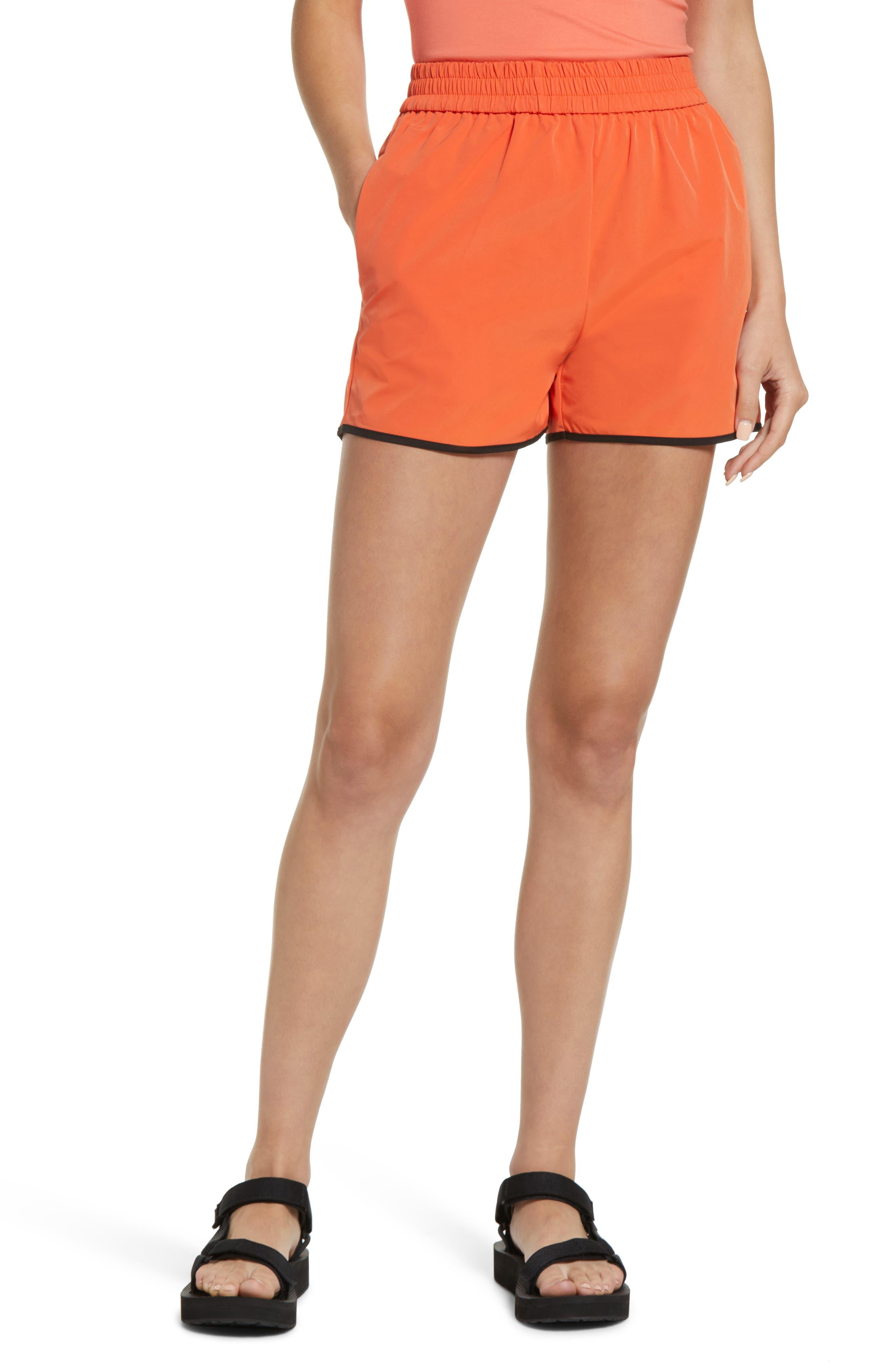 Woven Sport Shorts