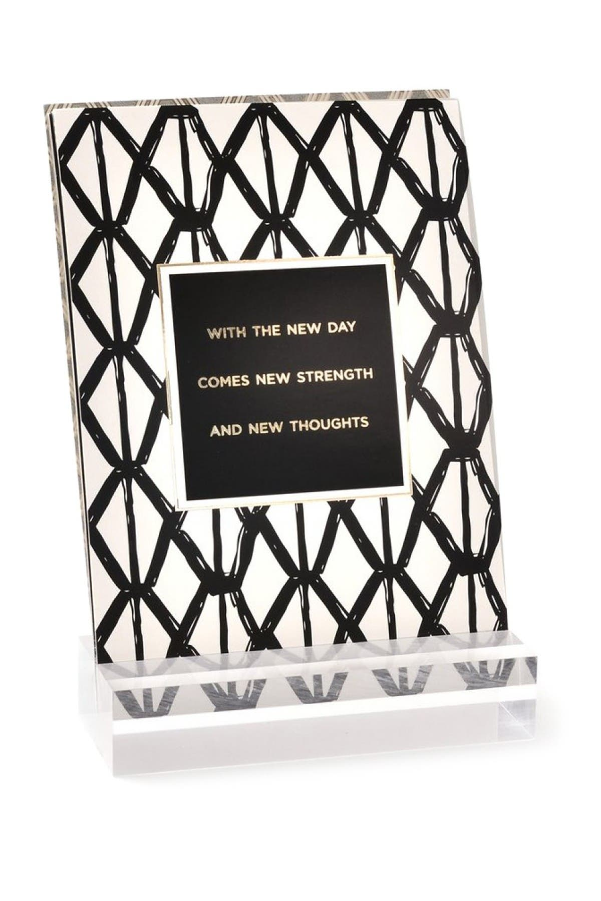 Image of GARTNER STUDIOS Bold And Modern  Quote Set With Tray