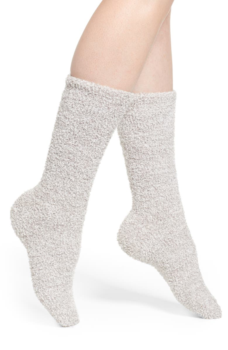 BAREFOOT DREAMS<SUP>®</SUP> CozyChic<sup>®</sup> Socks, Main, color, 020
