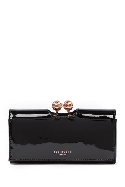 Image of Ted Baker London Bobble Patent Leather Wallet