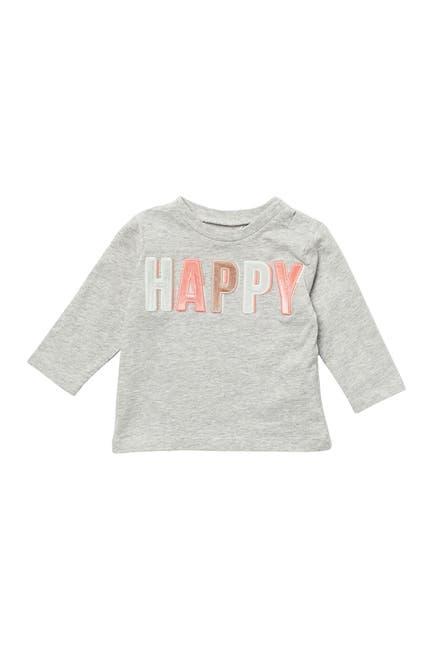 Image of PEEK ESSENTIALS Jordan Happy Knit T-Shirt
