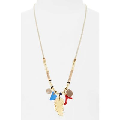 Lizzie Fortunato Sunshine State Of Mind Necklace