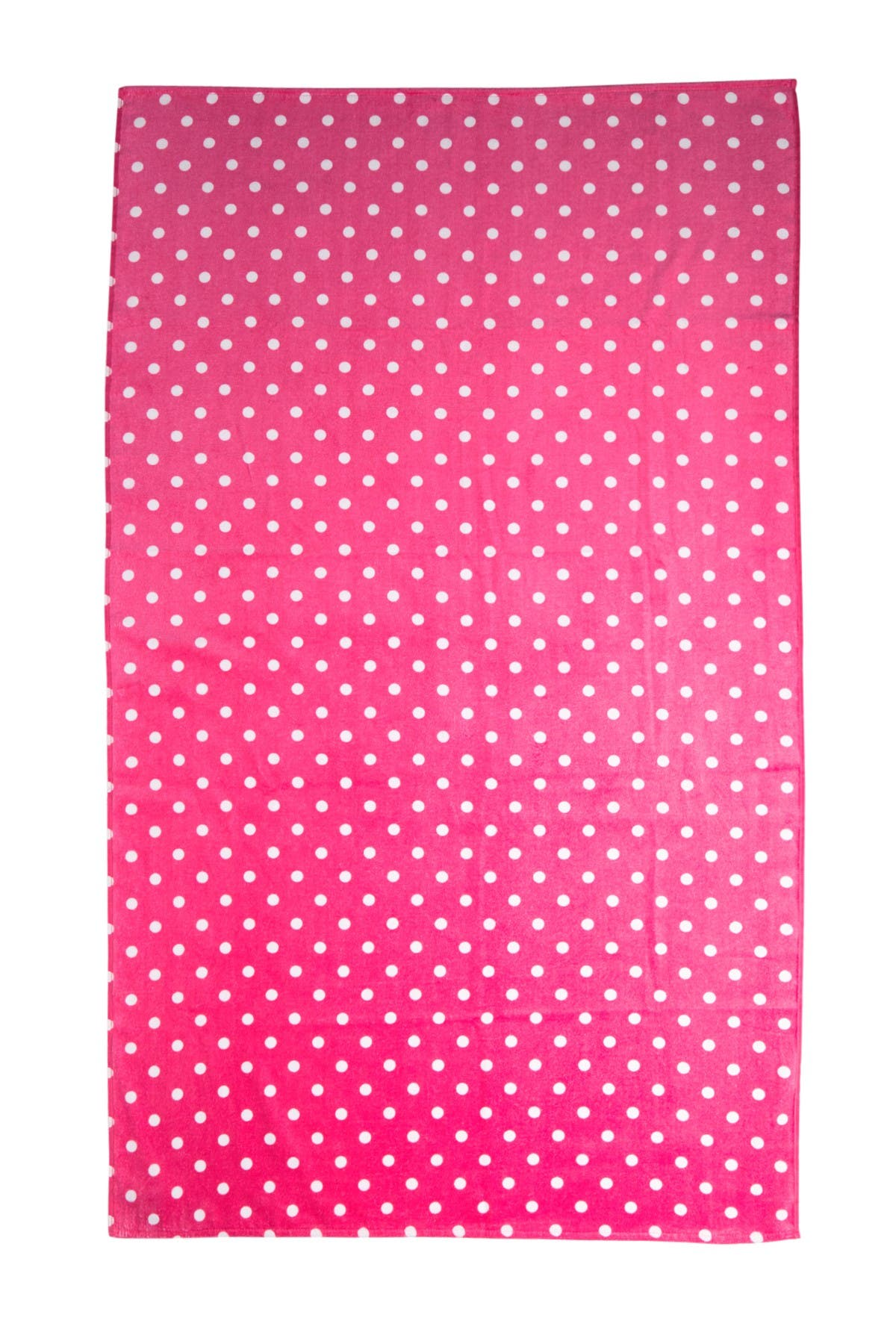 Image of Apollo Towels Polka Dot Beach Towel - Multi
