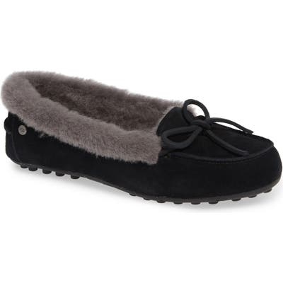 UGG Solana Driving Slipper, Black