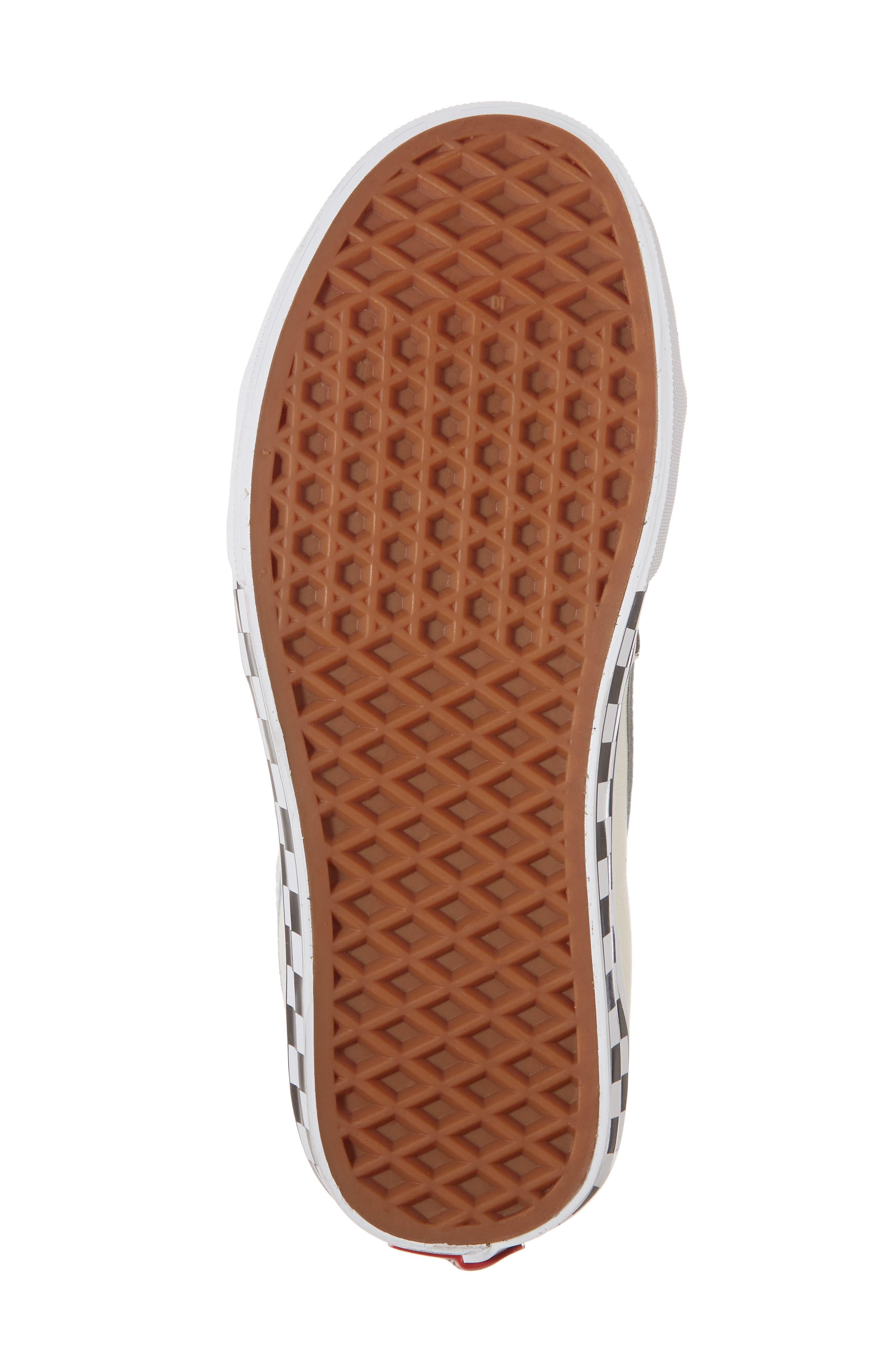 ,                             Sk8-Hi Checker Sneaker,                             Alternate thumbnail 22, color,                             100