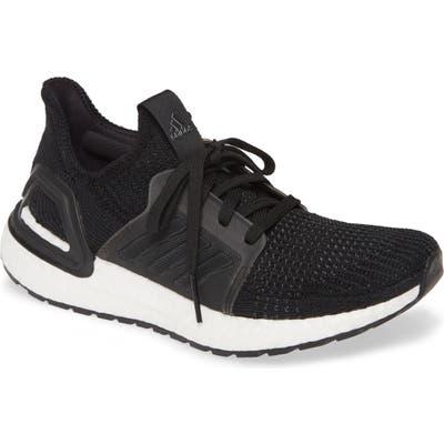 Adidas Ultraboost 19 Running Shoe- Black