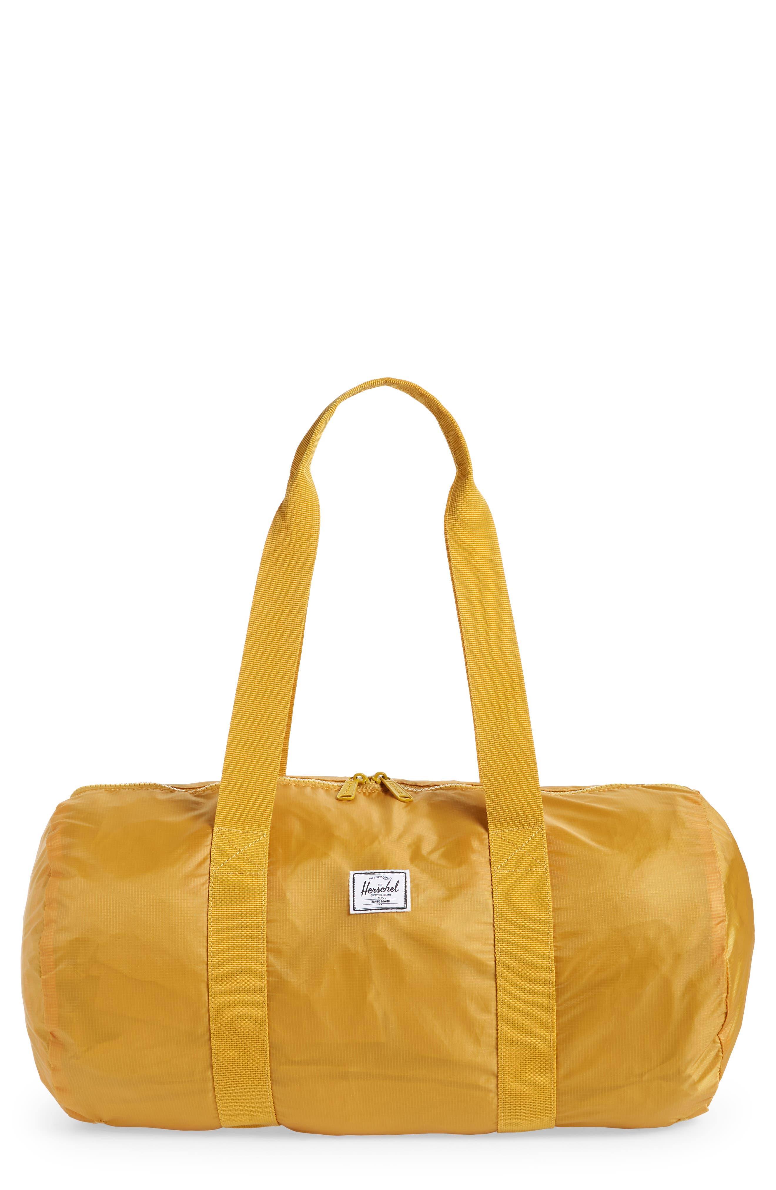 Packable Convertible Duffle Bag