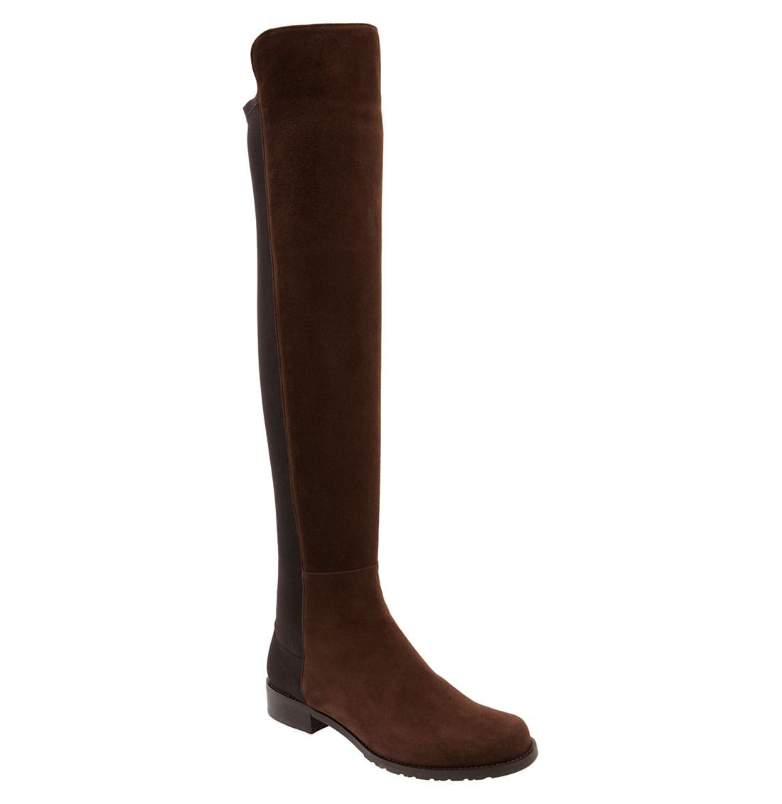 ,                             5050 Over the Knee Leather Boot,                             Main thumbnail 33, color,                             203