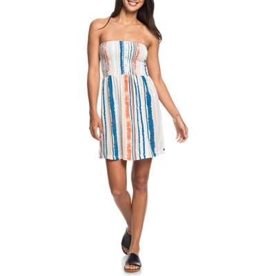 Roxy Summerland Party Sundress, Blue