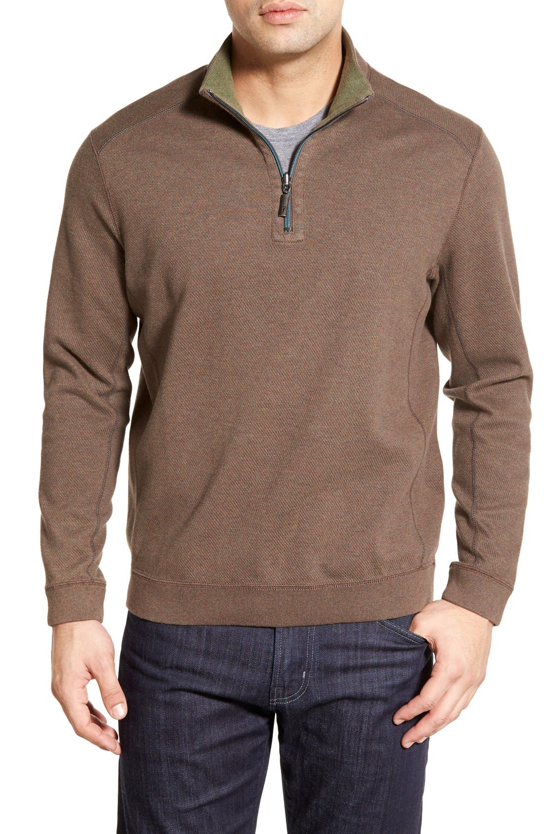 ,                             'Flip Side' Reversible Quarter Zip Pullover,                             Main thumbnail 32, color,                             201