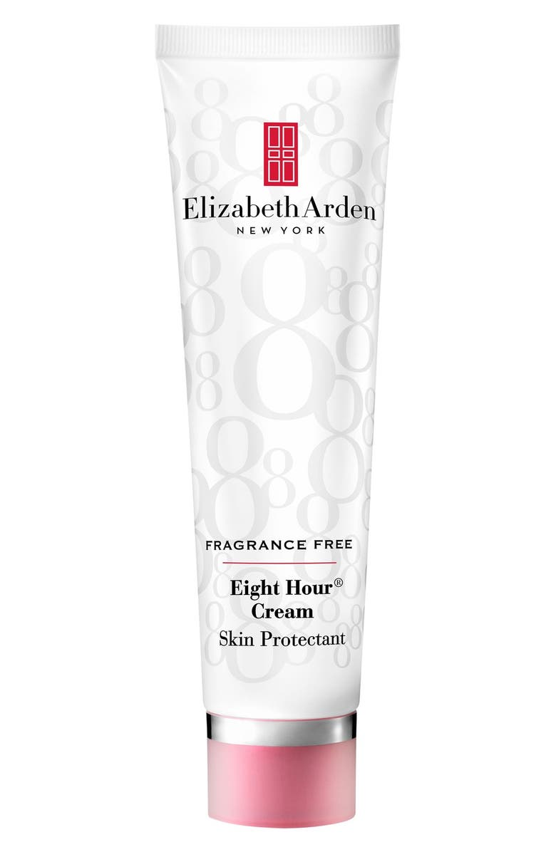 ELIZABETH ARDEN Eight Hour<sup>®</sup> Cream Fragrance-Free Skin Protectant, Main, color, NO COLOR