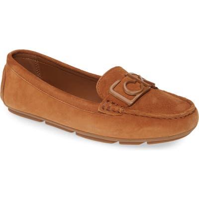 Calvin Klein Ladeca Loafer, Brown