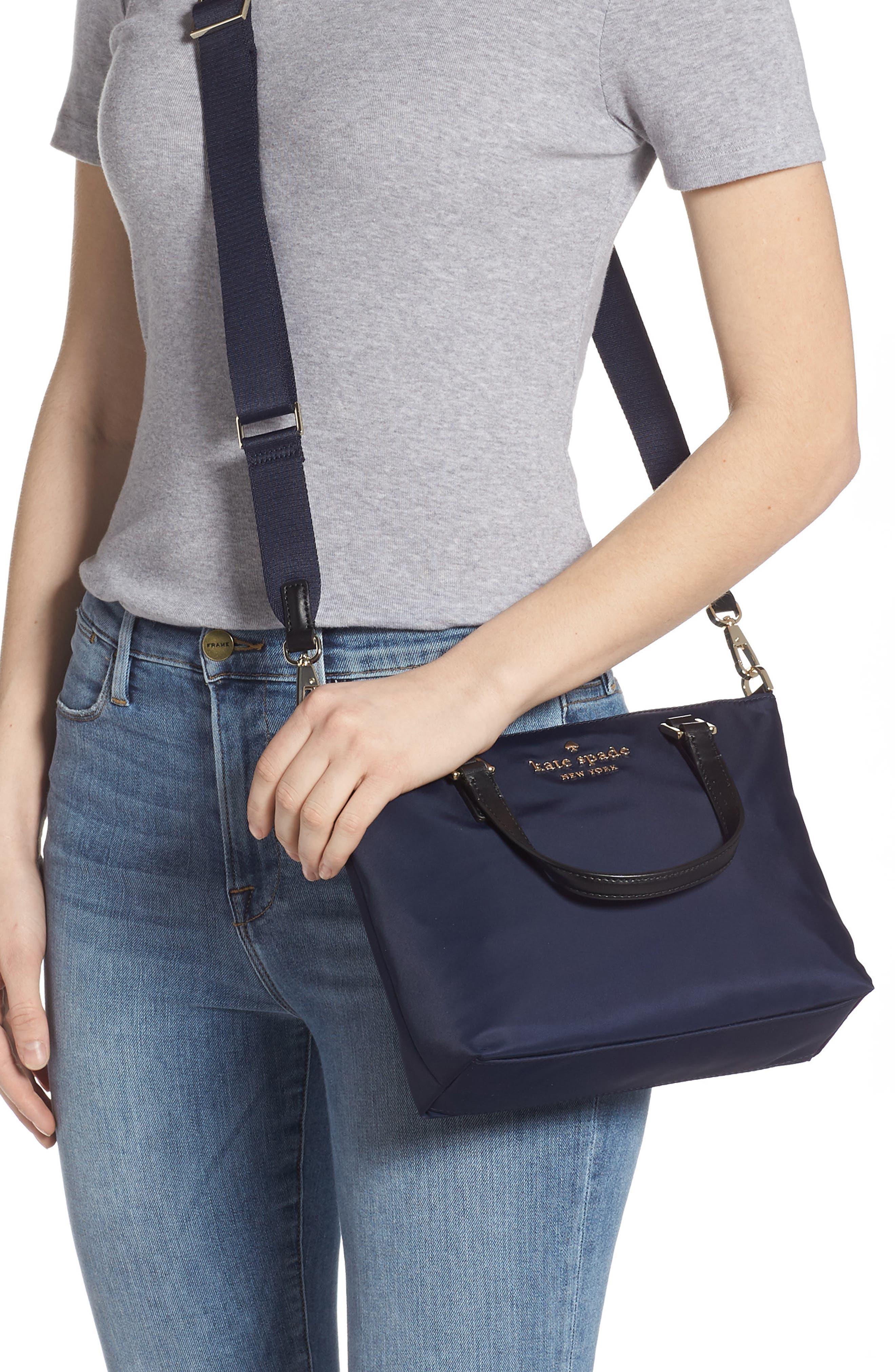 ,                             watson lane - lucie nylon crossbody bag,                             Alternate thumbnail 10, color,                             410
