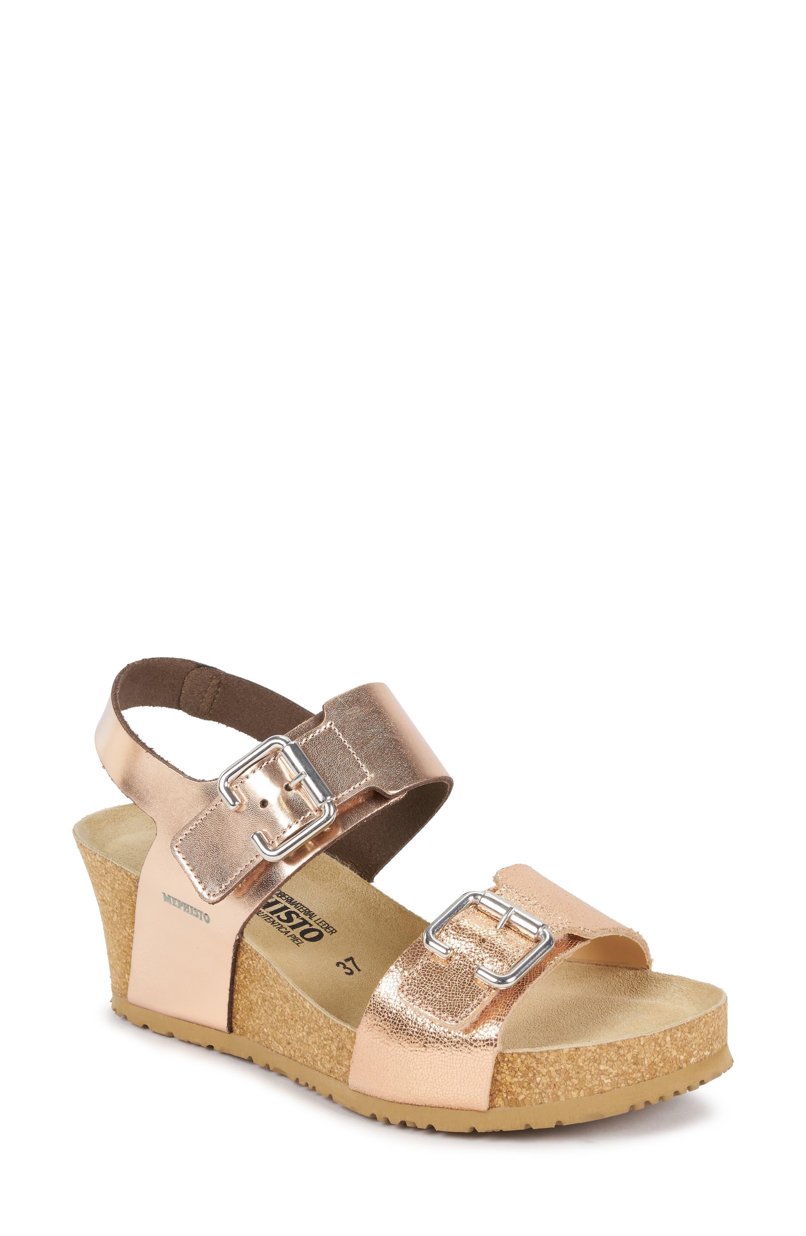 Mephisto Lissandra best comfort sandals