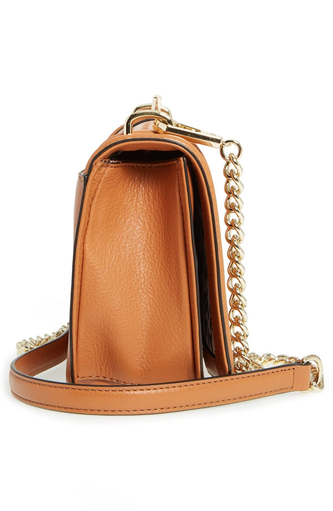 ,                             Love Leather Crossbody Bag,                             Alternate thumbnail 79, color,                             210