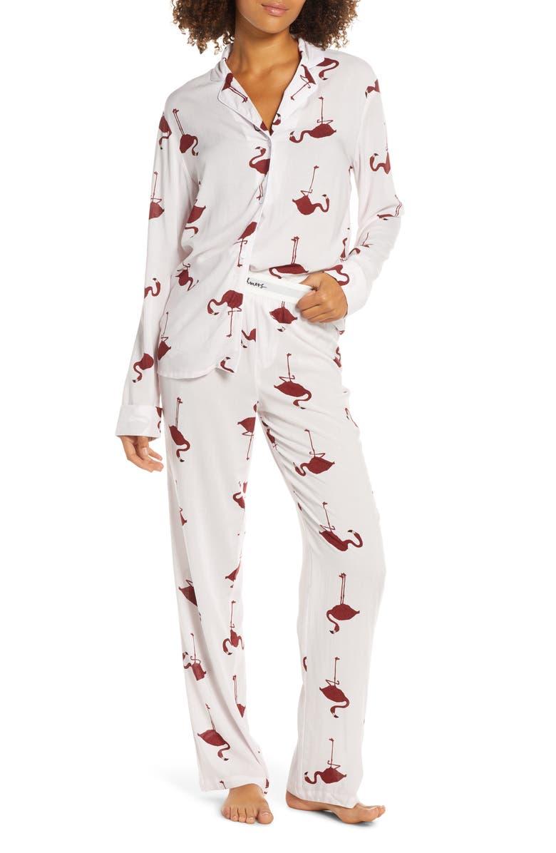 CHALMERS Bella Print Pajamas, Main, color, 695