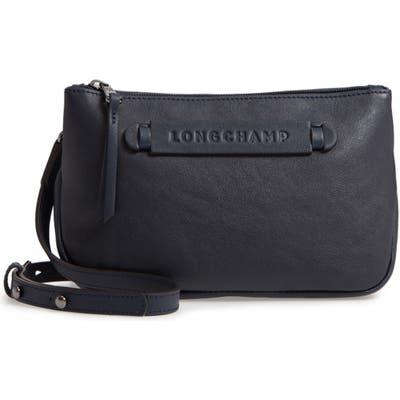 Longchamp 3D Leather Crossbody Bag -